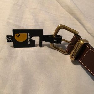 Men's carhartt belt